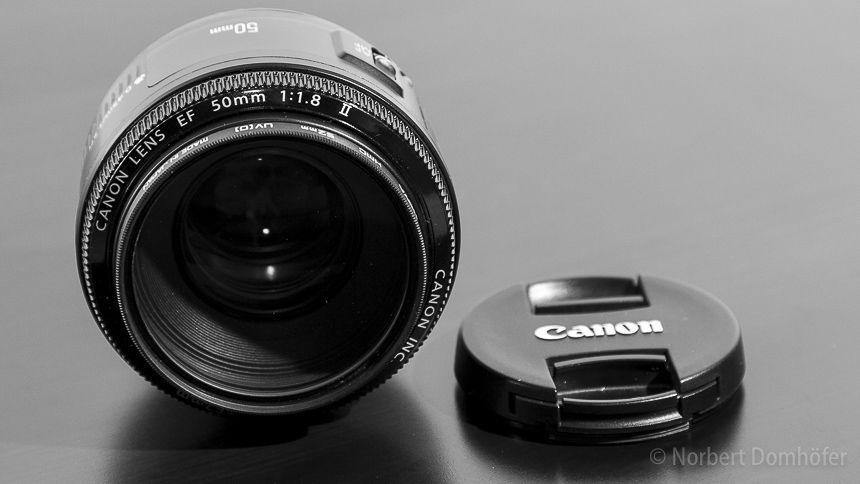 Canon 50mm 1:1,8