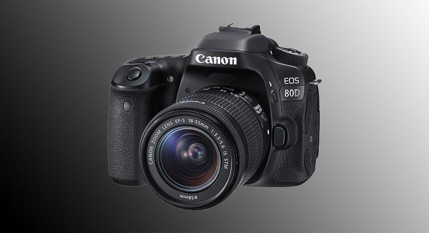 Canon EOS 80D erscheint im Mai