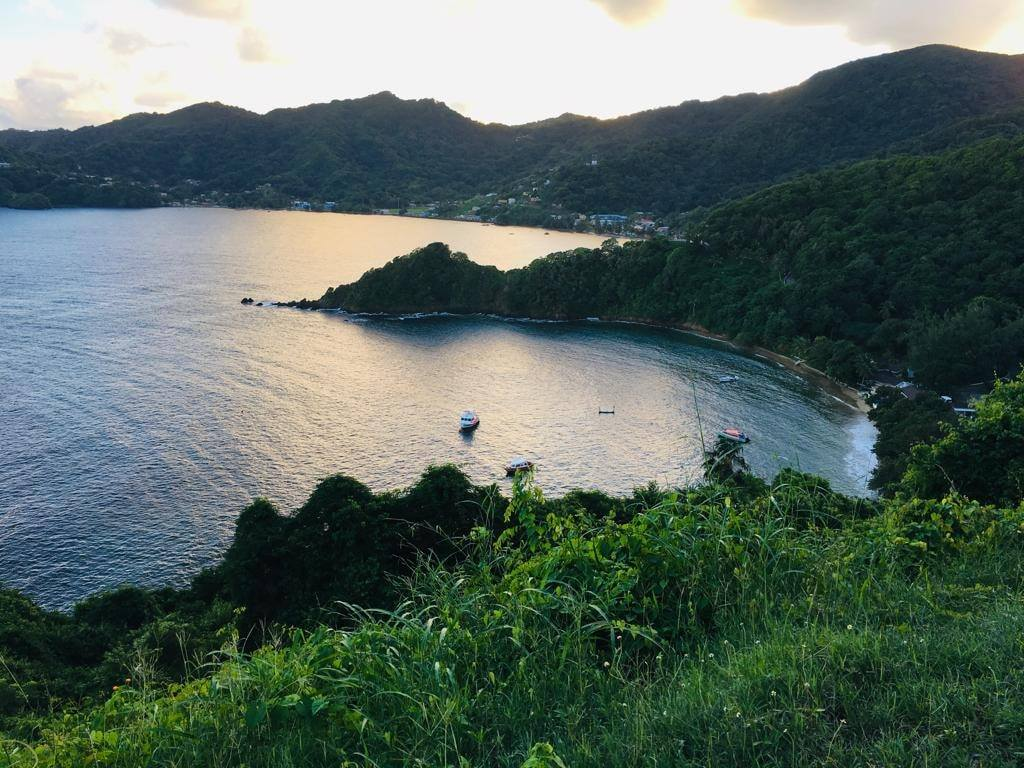 Diving the Caribbean (and Atlantic) - Sunset