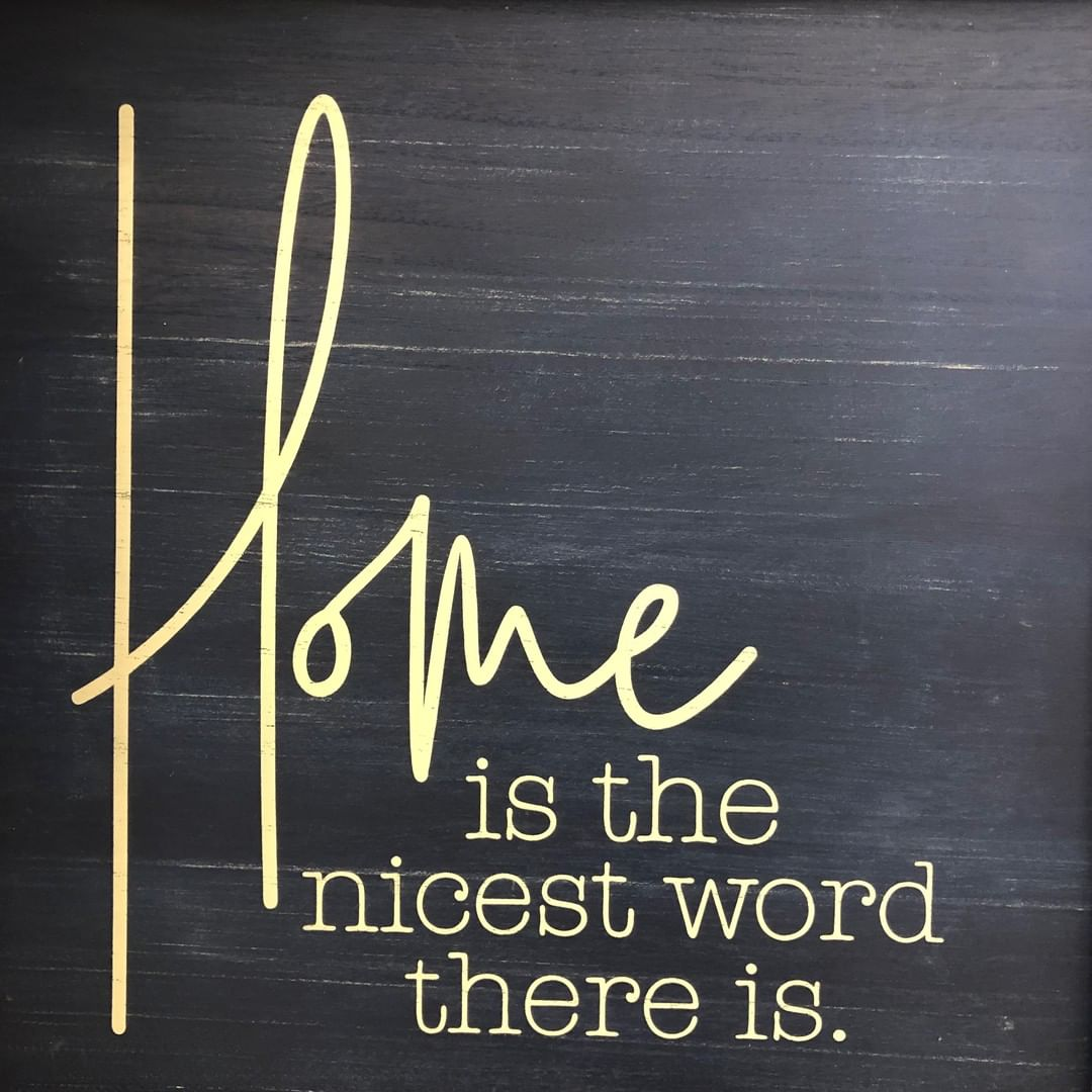 Home really IS a very nice word. How can we help you find your #perfecthome in #GrandJunction? When you work with a boutique brokerage, you get personal service and access to all of the REALTOR's in the MLS system – not just within one office. Call us today to find your next home!  #grandjunctionrealestate #homesweethome #homedecor #realestateagency #homebuyers #homeownership #home #goodtobehome #findyourhome #realtor #realestate #newhome