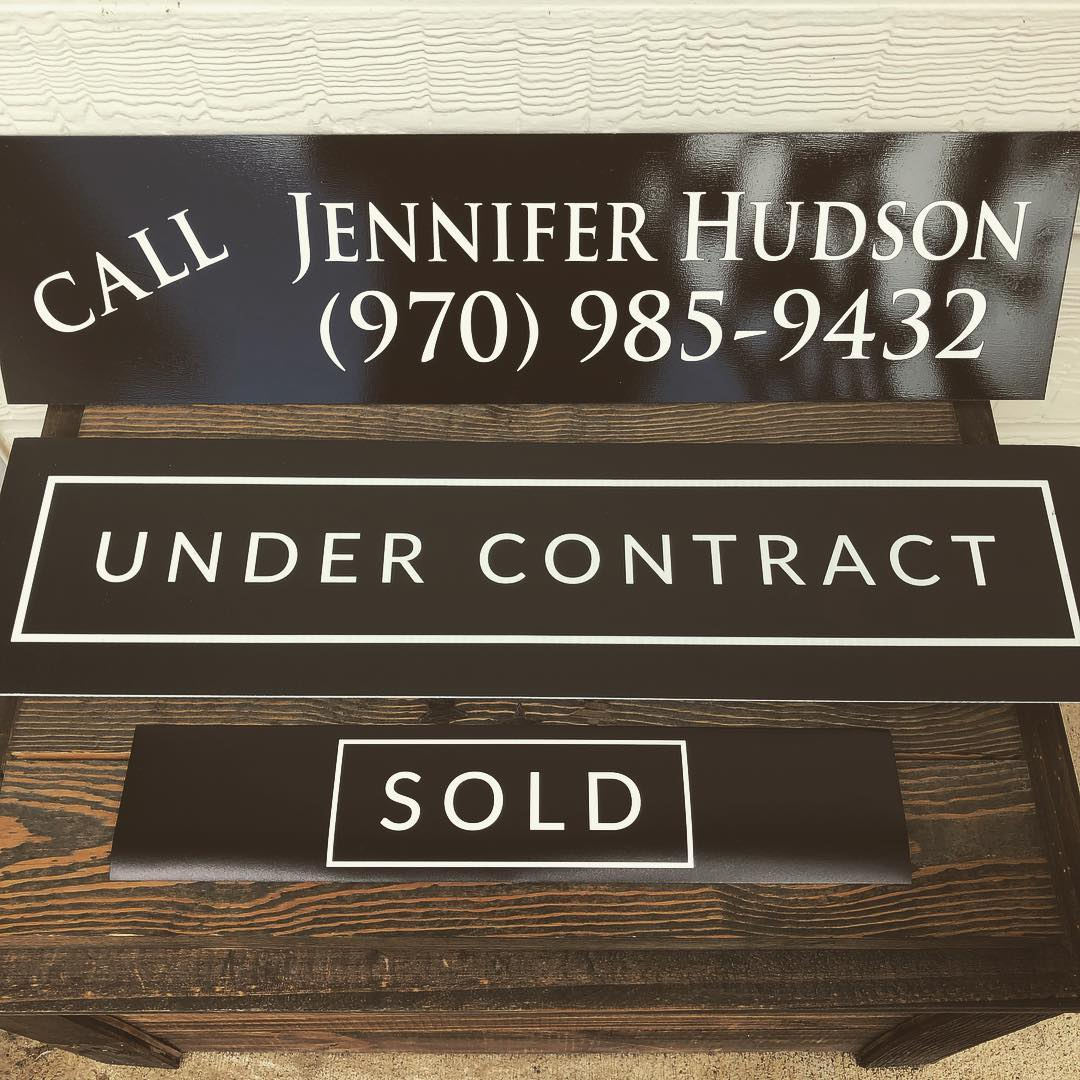 I'd love to put these on your house! Give me a call today to discuss our local market & how best to sell your current home & get you into one that fits your lifestyle! #realestate #grandjunctionrealtors #westerncoloradorealtor #realestateagent #makingyourdreamareality #homegoals #buildyourdream #ladyboss #notthatjenniferhudson #iamgj #westsloperealestate Jennifer Hudson 970-985-9432 | jennifer@nhdigj.com New Horizons Development, Inc. 970-245-9434 | NHDI-GJ.com