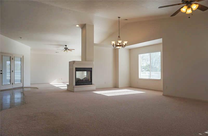 2992 Golden Hawk living room, dining room & den