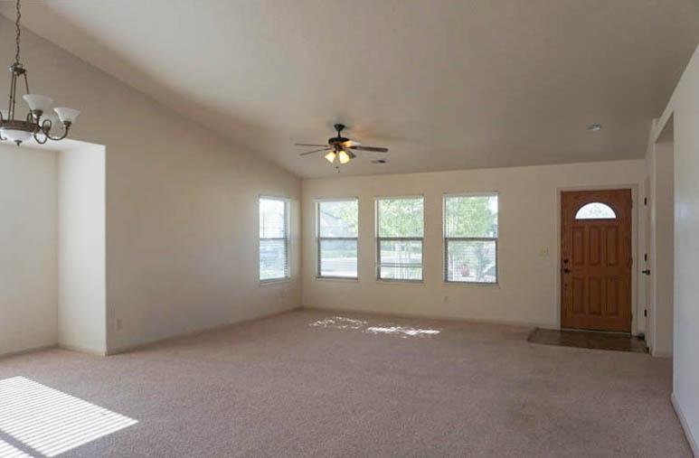 2992 Golden Hawk living room