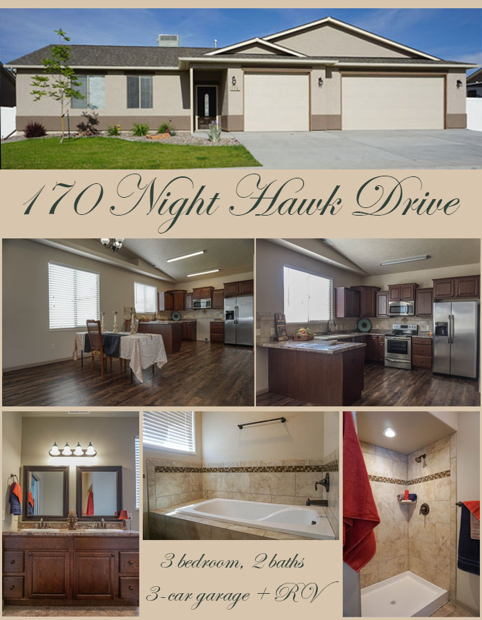 170 Night Hawk Drive, Grand Junction, CO