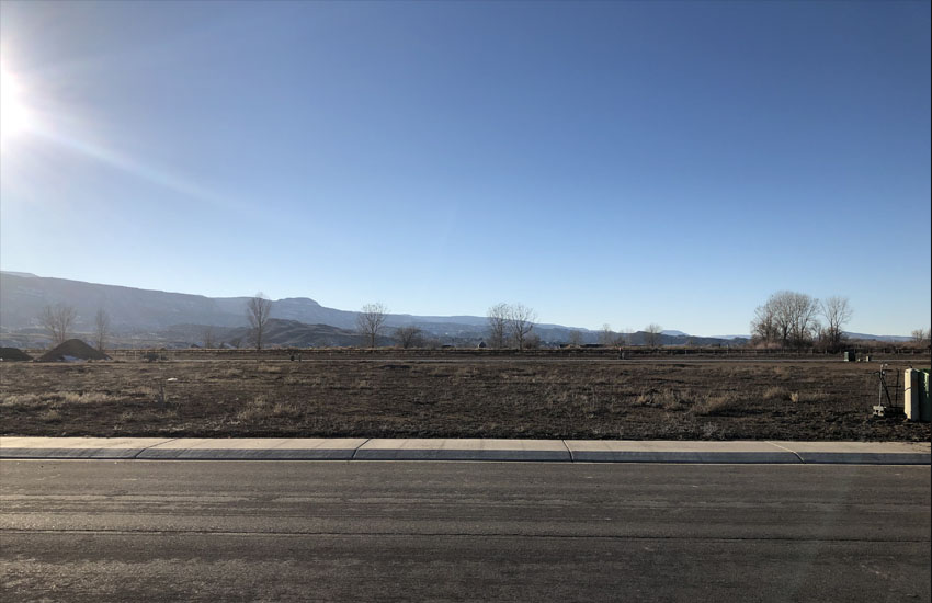 Vacant Lot in Fruita located at 1257 Eagle Way!