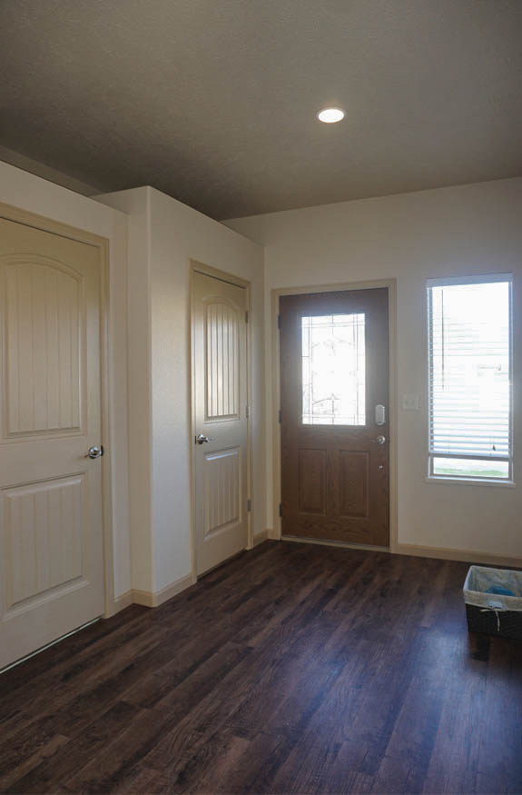 entry with double closets in 190 Winter Hawk Drive
