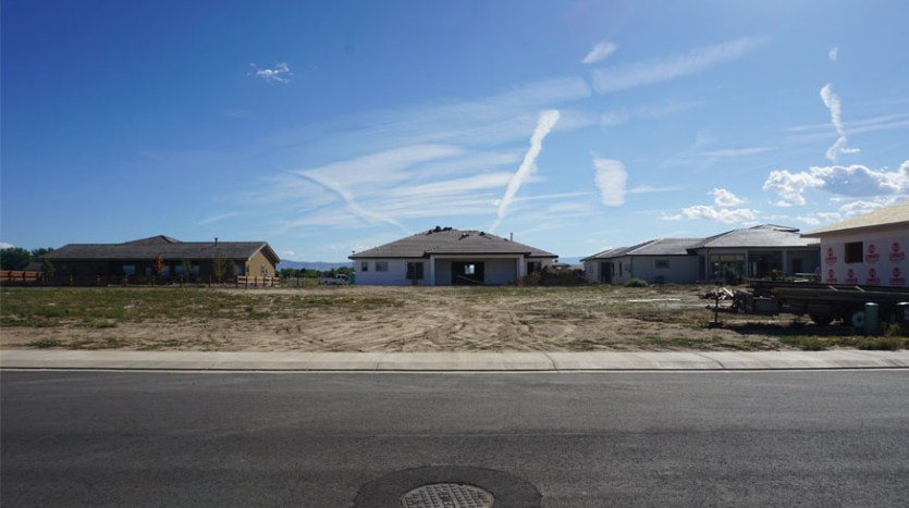 1298 Fairway Drive, a vacant lot in Adobe Falls Subdivision in Fruita, CO