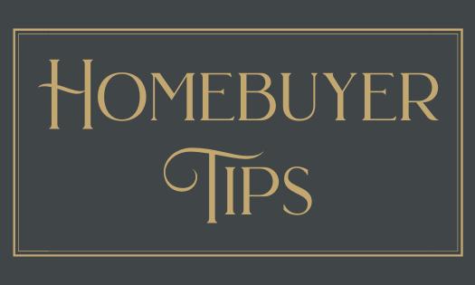 Homebuyer Tips from New Horizons Development, Inc.