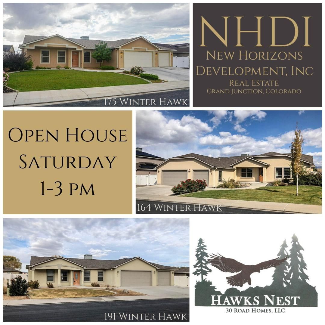 We will have three homes available to view this Saturday from 1-3 pm.⁣ ⁣ 175 Winter Hawk Drive, 164 Winter Hawk Drive, and 191 Winter Hawk Drive.⁣ ⁣ Come see us on Saturday!⁣ ⁣ Hosted by:⁣ Jennifer Hudson – 985-943𝟐 ⁣ 𝐍𝐇𝐃𝐈⁣ ⁣ Listed by:⁣ Janet Elliott – 250-0765⁣ 𝐍𝐇𝐃𝐈, 𝟗𝟕𝟎-𝟐𝟒𝟓-𝟗𝟒𝟑𝟒