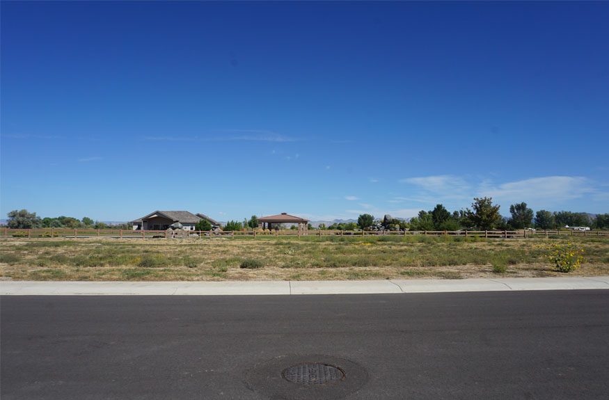 1445 Shoreline Drive, Fruita is a ⅓ acre lot located in Adobe Falls Subdivision in Fruita, CO