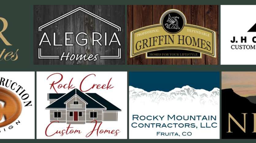 There are 6 approved builders in Emerald Ridge Estates.