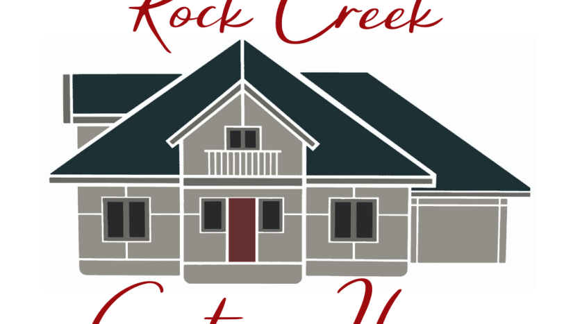 Rock Creek Custom Homes is an approved builder in Emerald Ridge Estates.