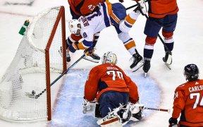 Capitals são eliminados pelo New York Islanders