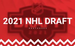Destaques do NHL Draft de 2021