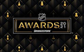 NHL Awards 2021