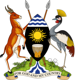 http://commons.wikimedia.org/wiki/File:Coat_of_arms_of_the_Republic_of_Uganda.svg#mediaviewer/File:Coat_of_arms_of_the_Republic_of_Uganda.svg