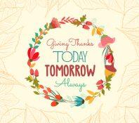 gratitude every day