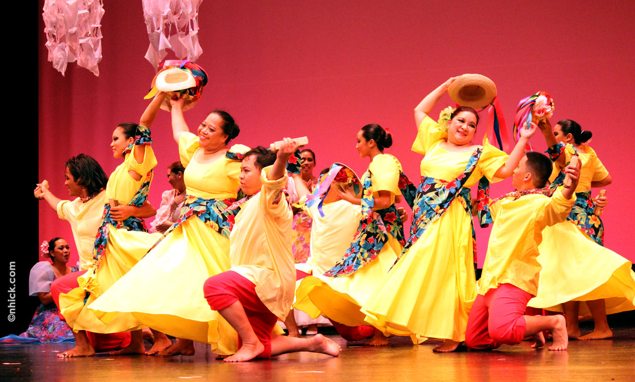 folk dances of the philippines The philippines enjoys a rich cultural heritage which includes a diverse collection  of traditional dances from the well-known national dance the tinikling,.