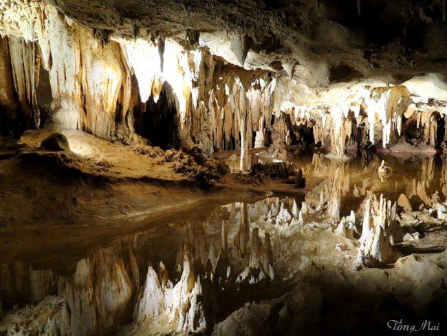 a Hoa va con gai o DC - VA - Luray Caverns1d p