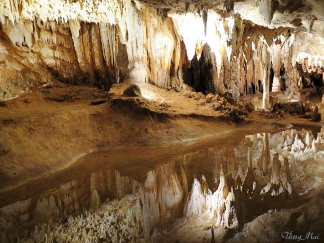 a Hoa va con gai o DC - VA - Luray Caverns1e p