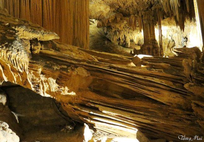 a Hoa va con gai o DC - VA - Luray Caverns2g p
