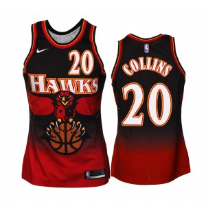 Nike Hawks #20 John Collins 1995-1999 Hardwood Cla jerseys for cheap