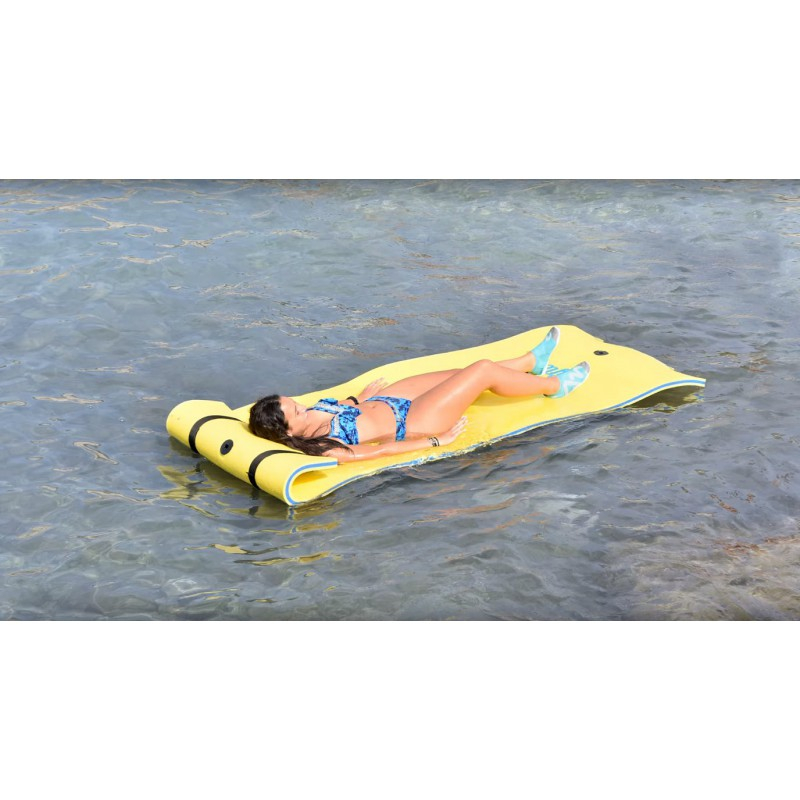 matelas flottant skiflott taille s 1 place