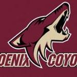 Phoenix Coyotes Logo