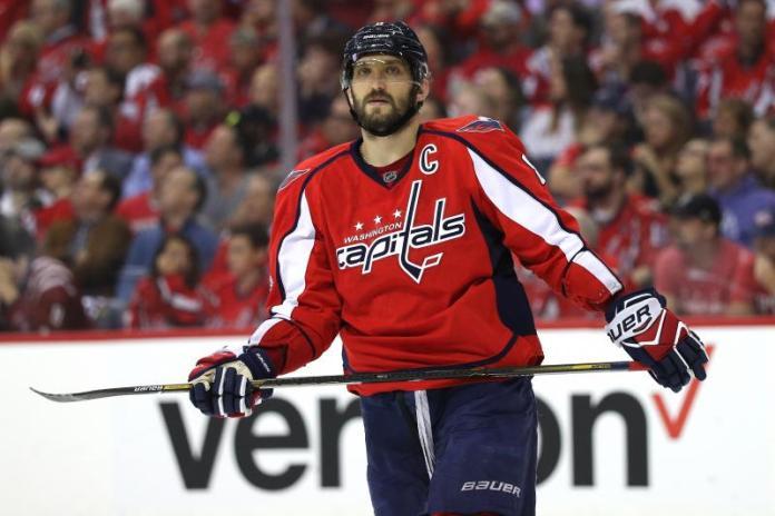 Alex Ovechkin January 10 NHL History