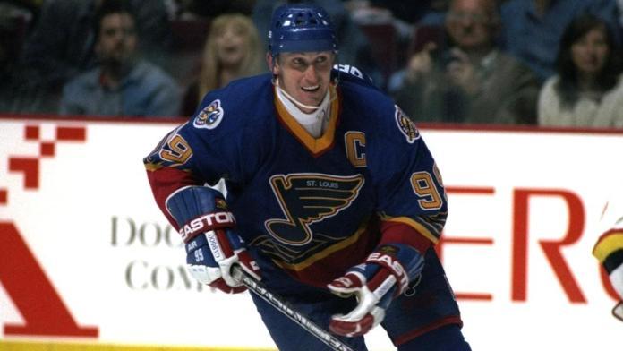 Wayne Gretzky traded February 27 NHL History