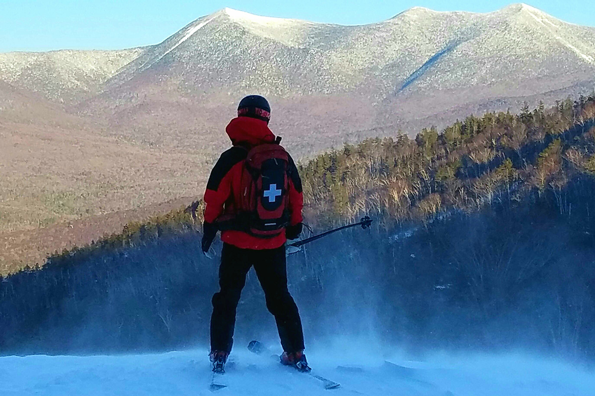 Getting To Know New Hampshire S Ski Patrol
