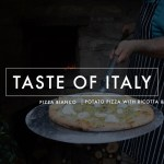 Taste of Italy: Pizza Bianco with Potatoes & Rosemary