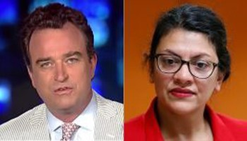 Charlie Hurt Rashida Tlaib FOX AP