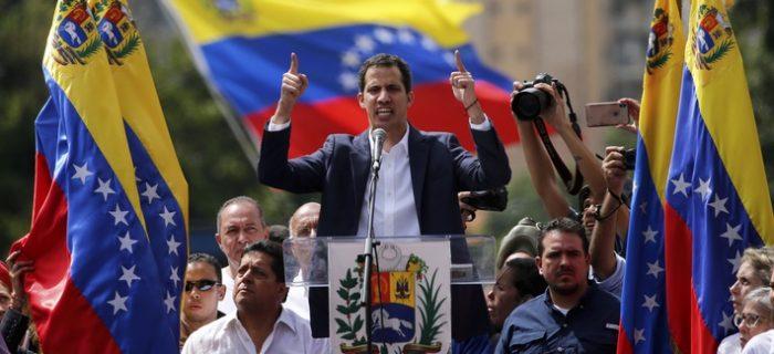 President Trump Considered Placing Naval Blockade Against Venezuela