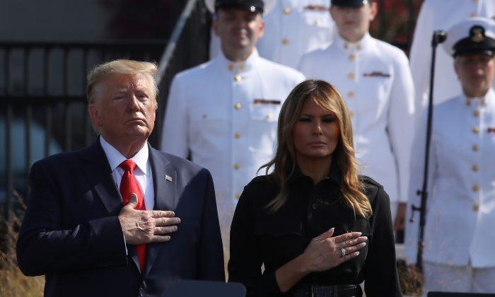 GettyImages 1173855981 700x420 trump and melania