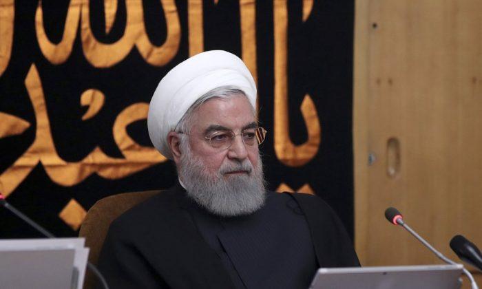 Iranian President Hassan Rouhani 700x420