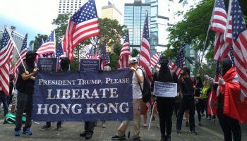 liberate hong kong