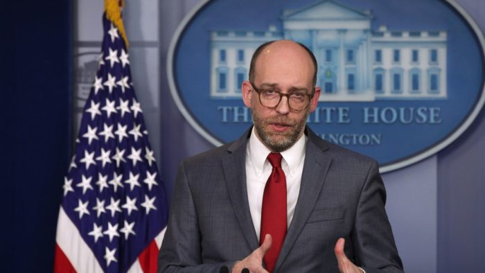 acting omb director