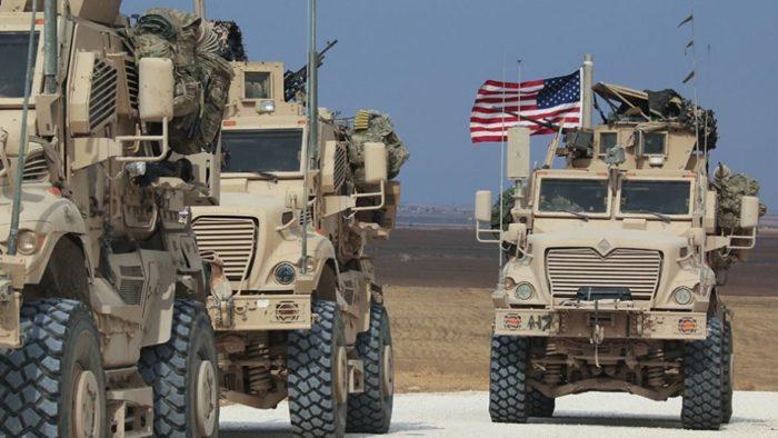 us vehicles syria leaving