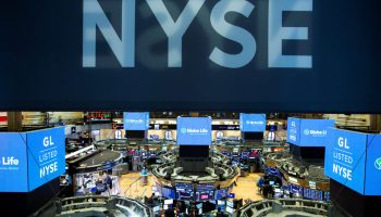 Stocks soar as NYSE trading floor reopens from coronavirus shutdown
