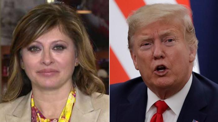 Bartiromo Trump FOX AP