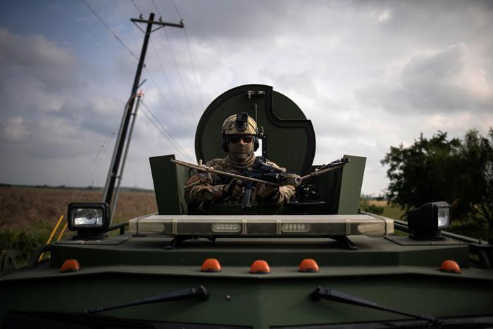 border patrol deployment