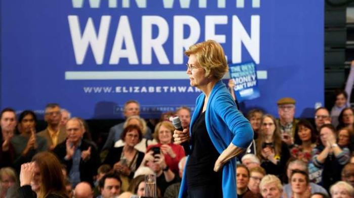 warren campaign