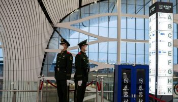 China disinformation
