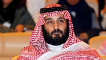 Mohammed bin Salman AP