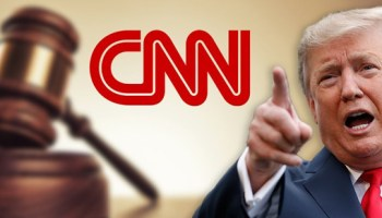 trump sues cnn