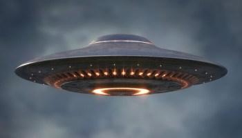 UFO iStock