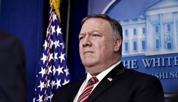 Pompeo says China poses real 'risk' to US, in new interview