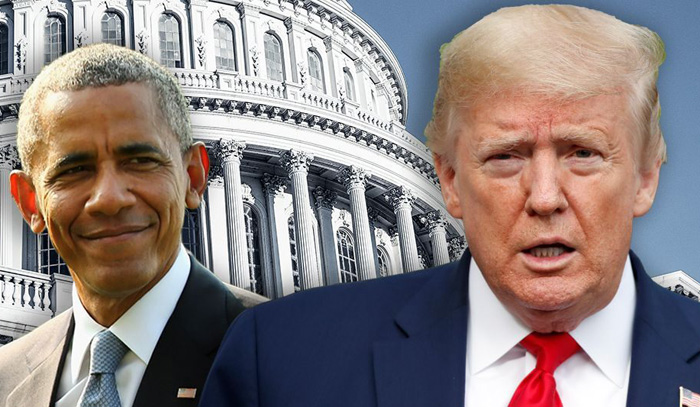 Trump calls on Graham to demand Obama testify amid unmasking controversy: 'Just do it'