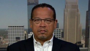 Minnesota AG Ellison says he has evidence of outsiders contributing to riots while calling out 'endemic problem' with Minneapolis police